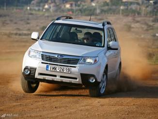 Subaru Forester Foto