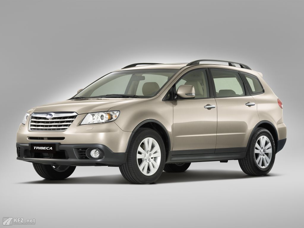 subaru tribeca crossover auto. Black Bedroom Furniture Sets. Home Design Ideas
