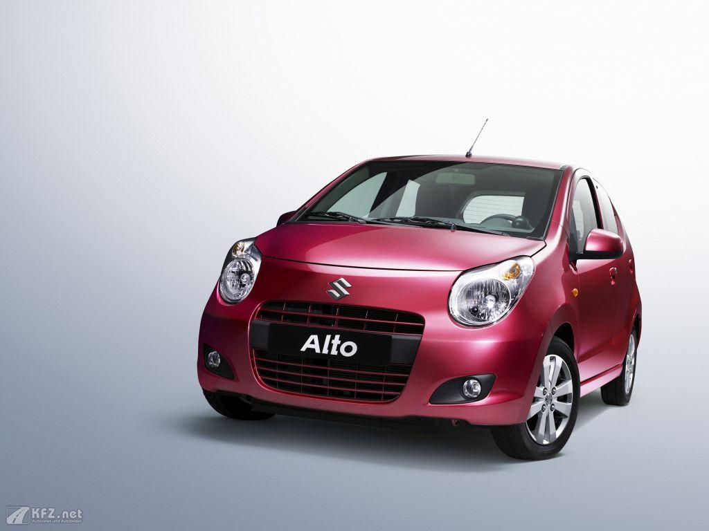 Suzuki Alto Foto