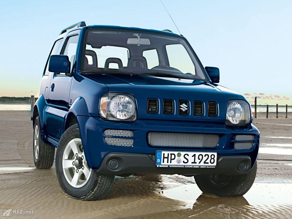 Suzuki Jimny Foto