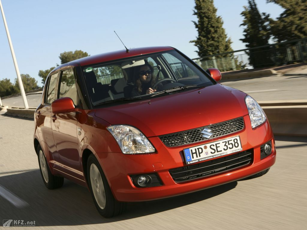 Suzuki Swift Foto