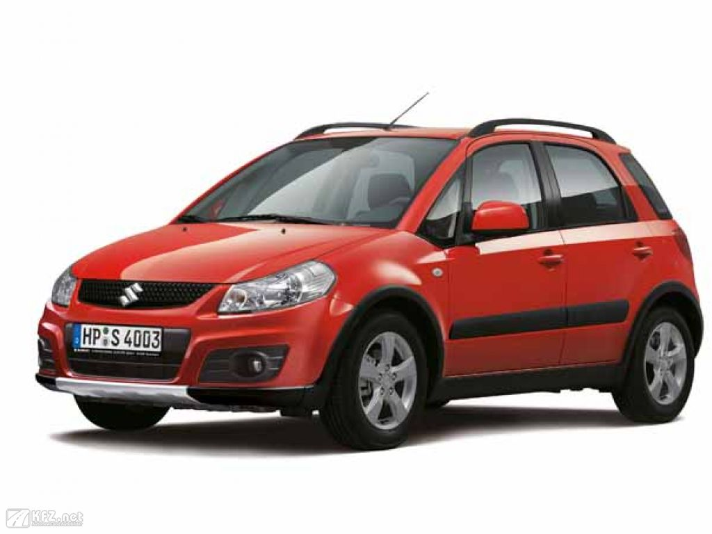 suzuki sx4 bilder und hd video vom urban cross cars uxc. Black Bedroom Furniture Sets. Home Design Ideas
