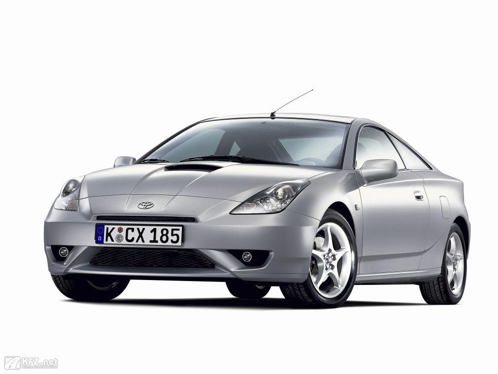Toyota Celica Foto