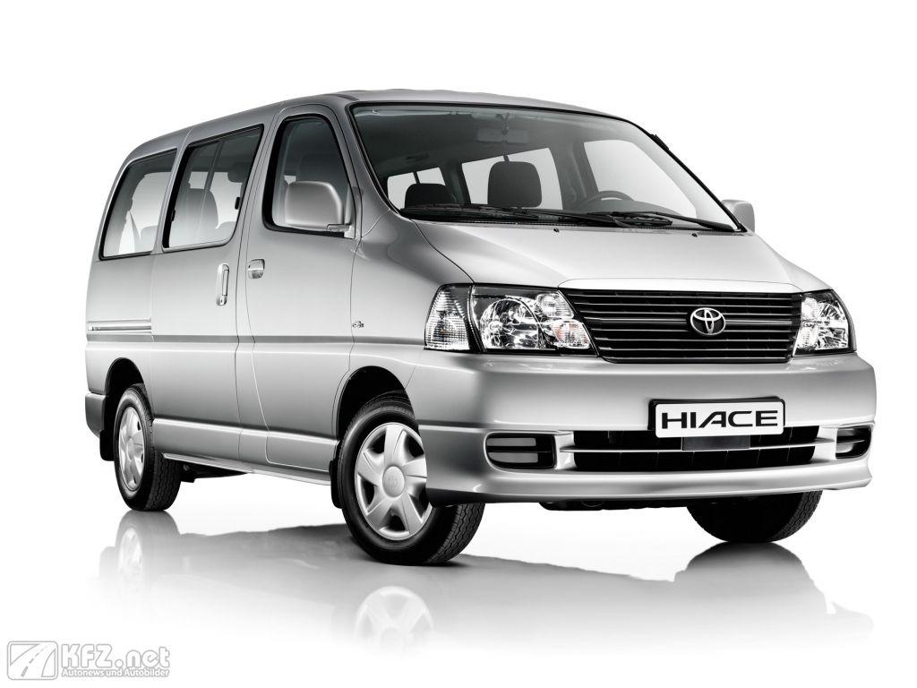 Toyota Hiace Foto