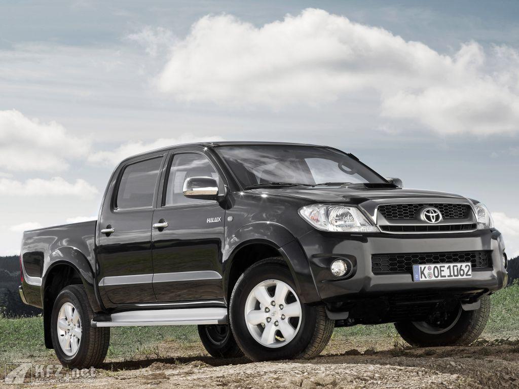 Toyota Hilux Foto