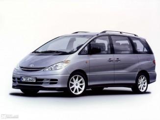 Toyota Previa Foto