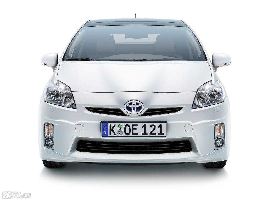 Toyota Prius Foto