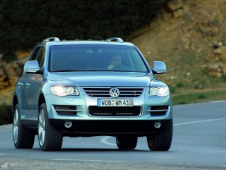 VW Touareg Foto