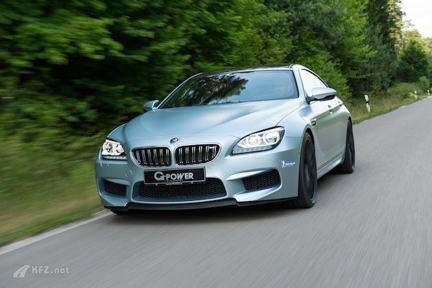 BMW M6 Grand Coupe Foto