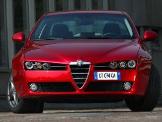 Foto: Alfa Romeo 159 Frontansicht