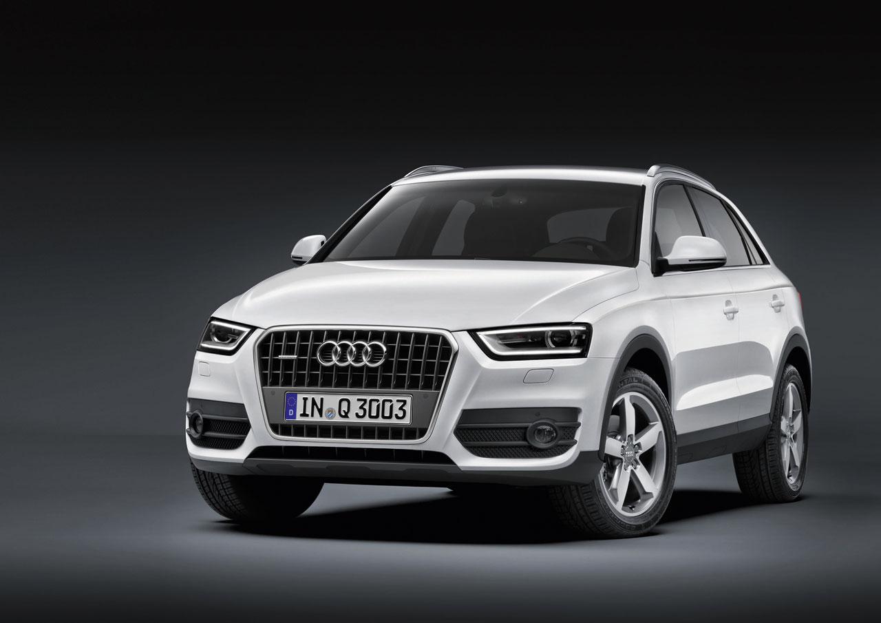 Audi Q3 Foto
