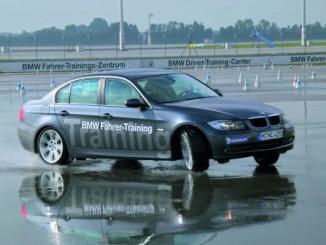 BMW Fahrertraining Foto