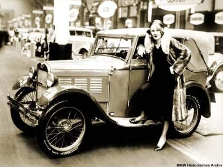 BMW Geschichte in den 20er Jahren