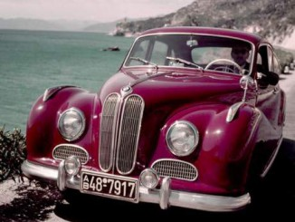 Alter BMW Klassiker