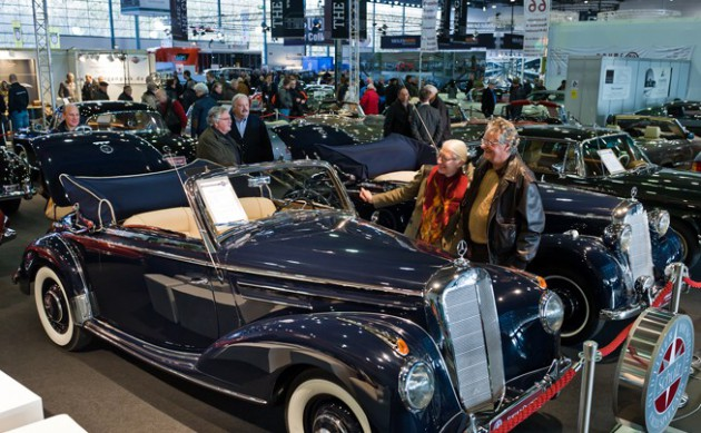 Foto der Bremen Classic Motorshow