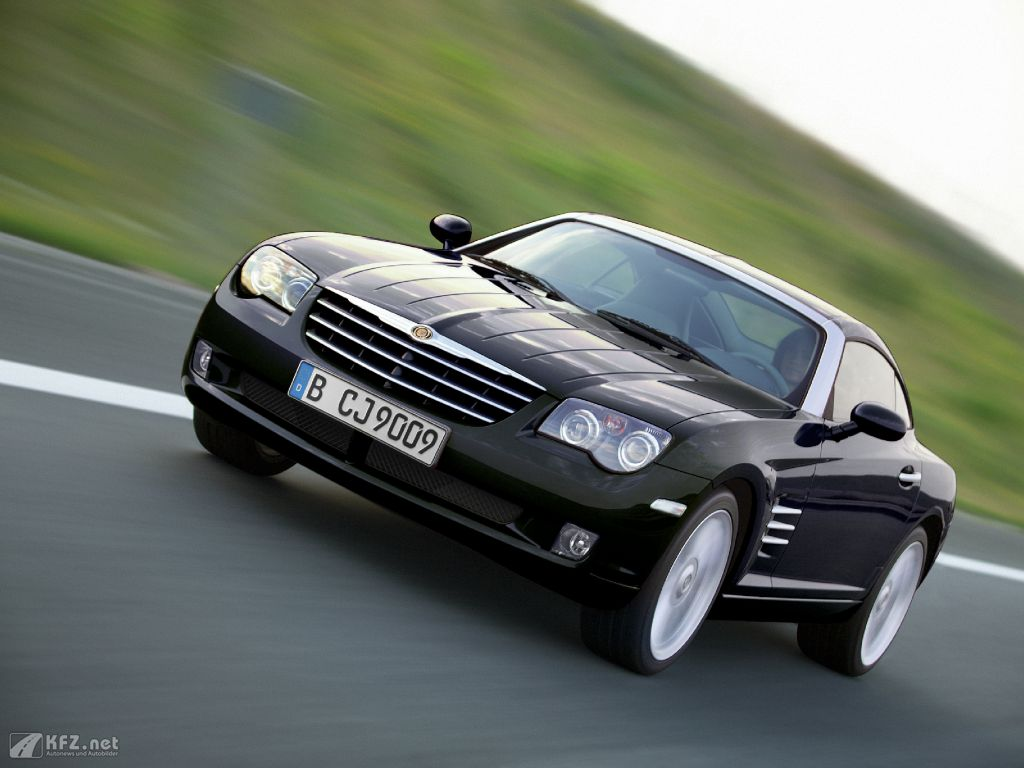 Chrysler Crossfire Foto