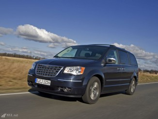 Chrysler grand Voyager Foto