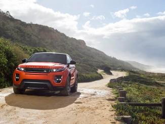 Range Rover Evoque Bild