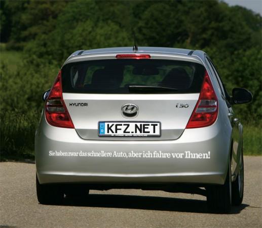 Autosprüche für schnelle Autos