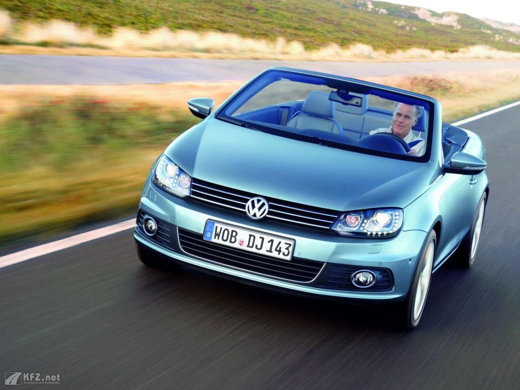 VW EOS Foto