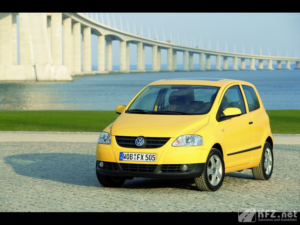 VW Fox Foto