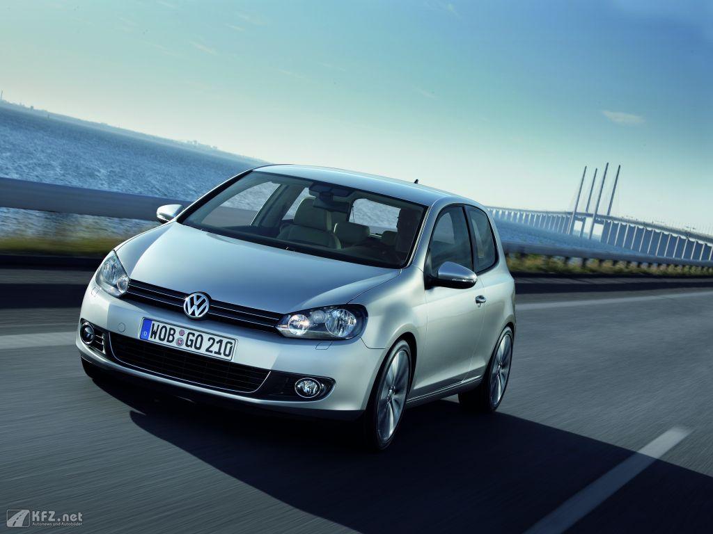 VW Golf Foto