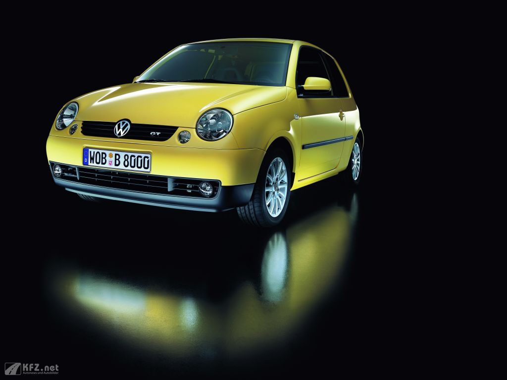 VW Lupo Foto