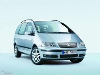 VW Sharan Foto