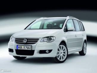 VW Touran Foto