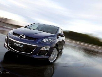 Mazda CX7 Bilder