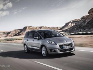 Peugeot 5008 Foto