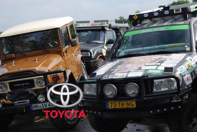 Foto Toyota Clubs