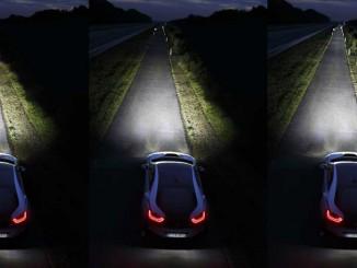 Laserlicht Foto