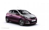 Peugeot 108 Bild