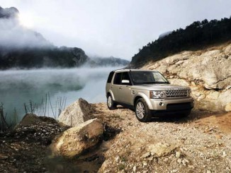 Landrover Discovery Foto