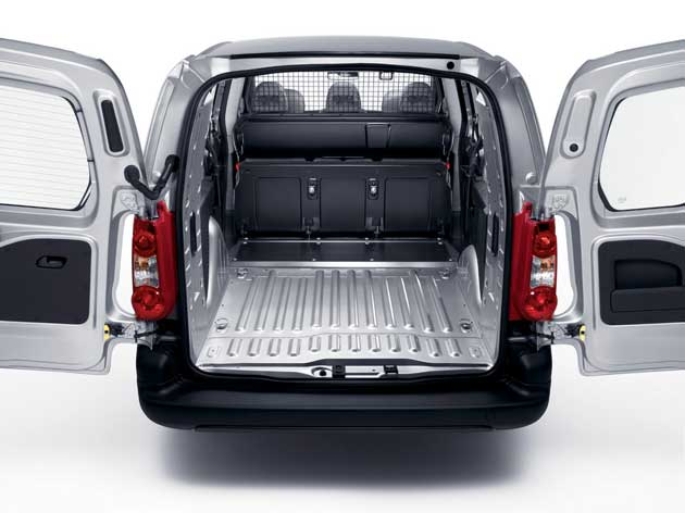 Peugeot Partner Ladefläche