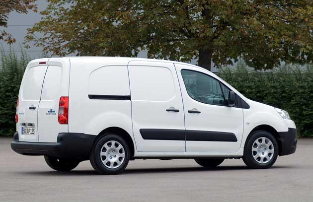 Peugeot Partner Foto