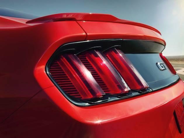 Ford Mustang Rückleuchte