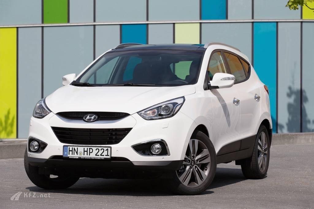 Hyundai ix35 Bild