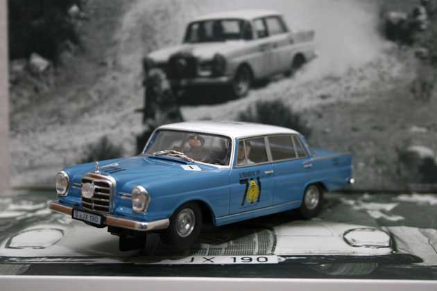 Mercedes MB200 Modell