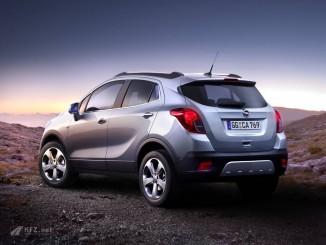 Opel Mokka Bild