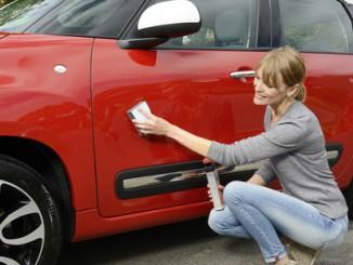 Fahrzeuglack pflegen