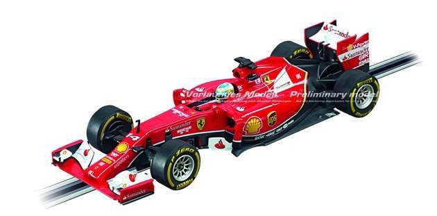 Carrera DIGITAL 132_Ferrari F14 T F Alonso No 14