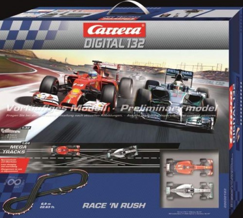 Carrera DIGITAL 132_Race_n_Rush-Set