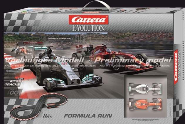 Carrera Evolution_Formula Run-Set