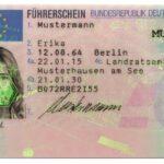 EU-Führerschein befristet ab 2013
