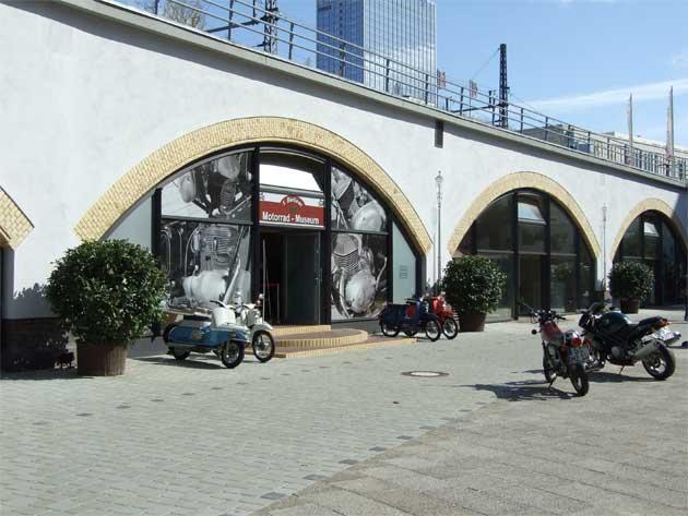 Berliner DDR Motorradmuseum