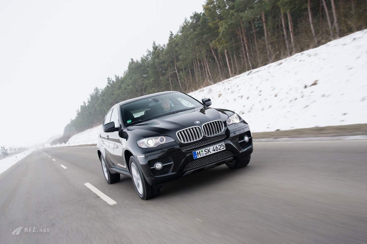 BMW X6 Bild