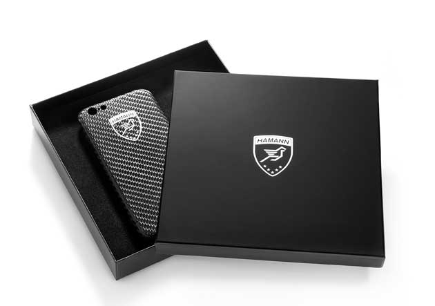 Hamann Carbon Case box
