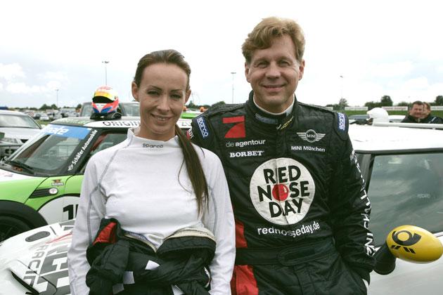 Cora und Thomas Heinze
